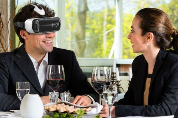 VR-restaurant