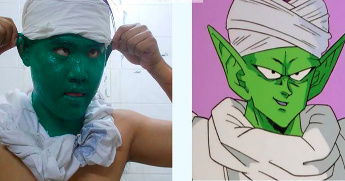 amazingly bad lowcost cosplay